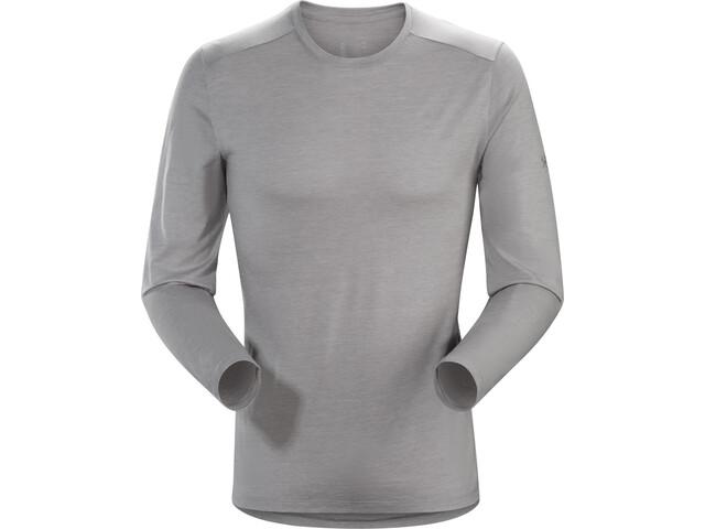 Arc'teryx A2B - Camiseta de manga larga Hombre - gris